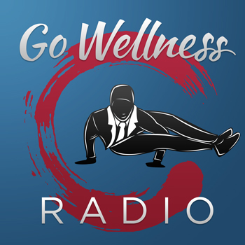 Go Wellness Radio logo