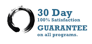30-day money back guarantee logo