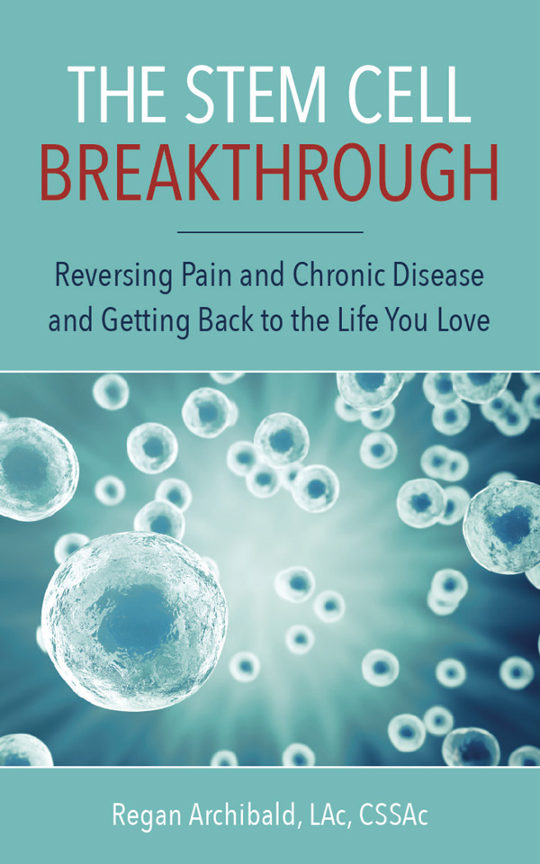 Stem Cell Breakthrough book cover